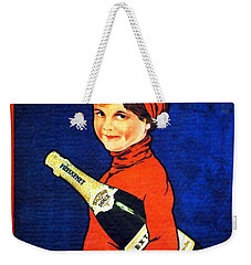1920 - Freixenet Wines - Advertisement Poster - Color Weekender Tote Bag