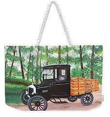 1925 Model T Ford Weekender Tote Bag
