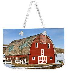 1927 Barn Weekender Tote Bag
