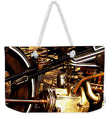 1928 Bmw Canonball Contender Weekender Tote Bag