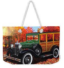 1931 Type 150-b Ford Weekender Tote Bag by Carlos Avila