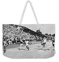 1932 Olympic Track Tryouts Weekender Tote Bag