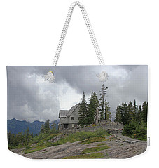 1933 Ccc Forest Ranger Station At Mt Baker Washington Weekender Tote Bag