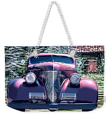 1939 Chevy Immenent Front Original Weekender Tote Bag