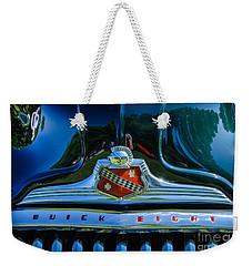 1947 Hood And Grill Weekender Tote Bag