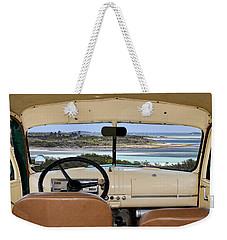 1947 Suburban Weekender Tote Bag