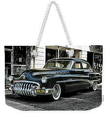 1950 Buick Weekender Tote Bag