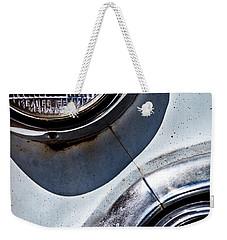 1953 Chevy Headlight Detail Weekender Tote Bag