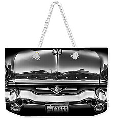 1953 Lincoln - Capri Weekender Tote Bag by Steven Milner
