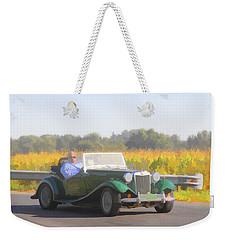 1953 Mg Td Weekender Tote Bag