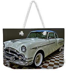 1953 Packard Clipper Weekender Tote Bag