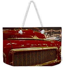 1953 Volvo Pv 444 Weekender Tote Bag