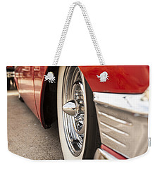 1956 Chevy Custom Weekender Tote Bag