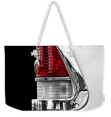 1955 Chevy Rear Light Detail Weekender Tote Bag