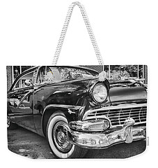 1956 Ford Fairlane Weekender Tote Bag
