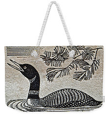 1957 Canada Duck Stamp Weekender Tote Bag