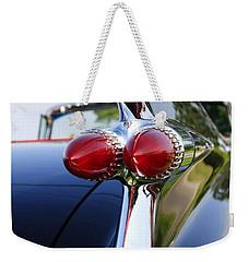 1959 Cadillac Weekender Tote Bag
