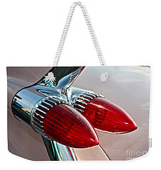 1959 Eldorado Taillights Weekender Tote Bag