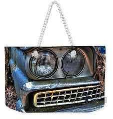 1959 Ford Galaxie 500 Weekender Tote Bag