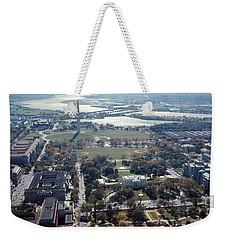 1960s Aerial View Washington Monument Weekender Tote Bag