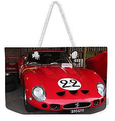 1962 Ferrari Gto Weekender Tote Bag