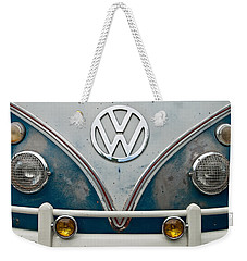 1965 Vw Volkswagen Bus Weekender Tote Bag