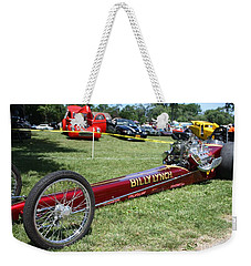 1967 Billy Lynch's Top Fuel Dragster Weekender Tote Bag