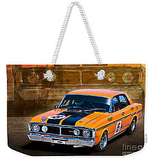 1971 Ford Falcon Xy Gt Weekender Tote Bag