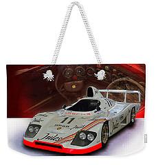 1981 Porsche 936/81 Spyder Weekender Tote Bag