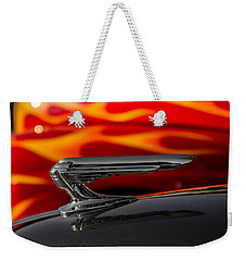 1939 Graham Coupe Hood Ornament Weekender Tote Bag