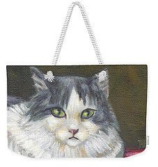 A Cat Of Peter Paul Rubens Style Weekender Tote Bag