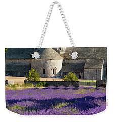 Abbaye De Senanque Weekender Tote Bag by Brian Jannsen