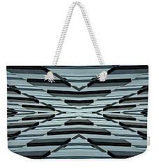 Abstract Buildings 3 Weekender Tote Bag