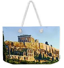Acropolis Weekender Tote Bag