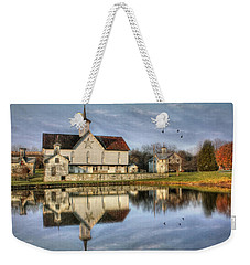Afternoon At The Star Barn Weekender Tote Bag