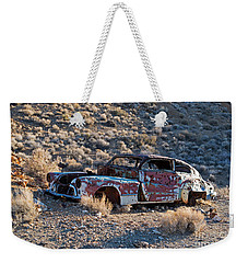 Aguereberry Camp Death Valley National Park Weekender Tote Bag