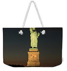 All Lit Up Weekender Tote Bag by Catie Canetti