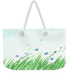 April Shower Weekender Tote Bag