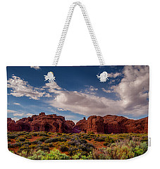 Arches National Park Weekender Tote Bag