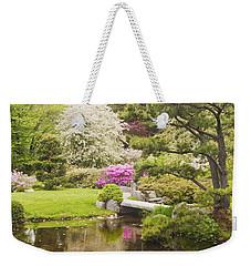 Asticou Azelea Garden - Northeast Harbor - Mount Desert Island - Maine Weekender Tote Bag