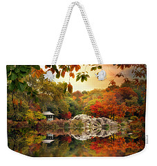 Autumn At Hernshead Weekender Tote Bag