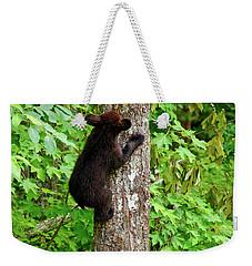 Baby Bear Weekender Tote Bag
