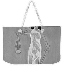 Balance 2 Weekender Tote Bag by Lorna Maza