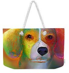 Beagle Weekender Tote Bag