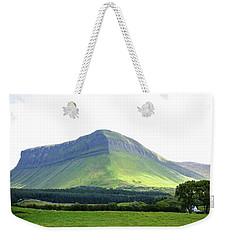 Ben Bulben Weekender Tote Bag by Charlie Brock
