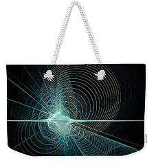 Big Bang Weekender Tote Bag by Jane McIlroy