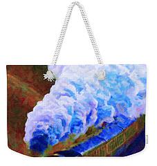 Billowing Weekender Tote Bag
