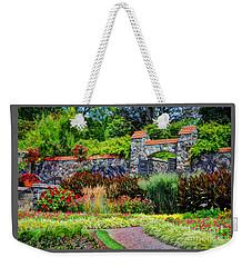 Biltmore Gardens Weekender Tote Bag by Savannah Gibbs