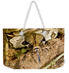Boa Constrictor Weekender Tote Bag by Gregory G. Dimijian, M.D.