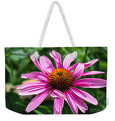 Bright Weekender Tote Bag by Arlene Carmel
